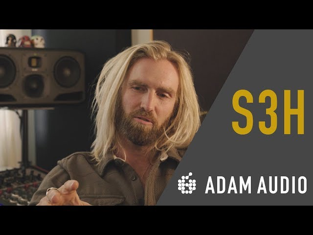 Producer / Engineer Kristian Nord & the S3H | ADAM Audio User Story