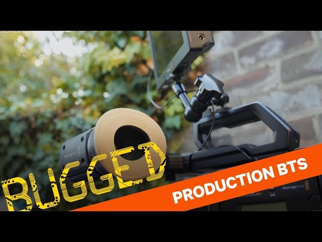 'Bugged' - Production BTS - My RØDE Reel 2018 Script Competition Winner