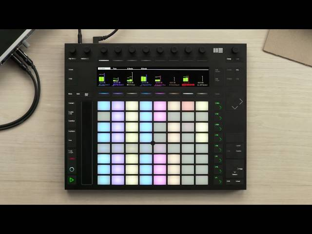 Ableton Push 2 Tutorial – Advanced Session Mode Tips