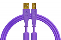 DJTT Chroma Cables USB Purple (Прямой) по цене 1 100 ₽