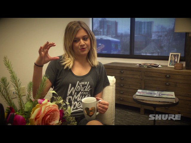 The Shure Interview - Kelsea Ballerini