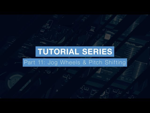 Denon DJ Prime 4 Tutorial Part Eleven – Jog Wheels & Pitch Shifting