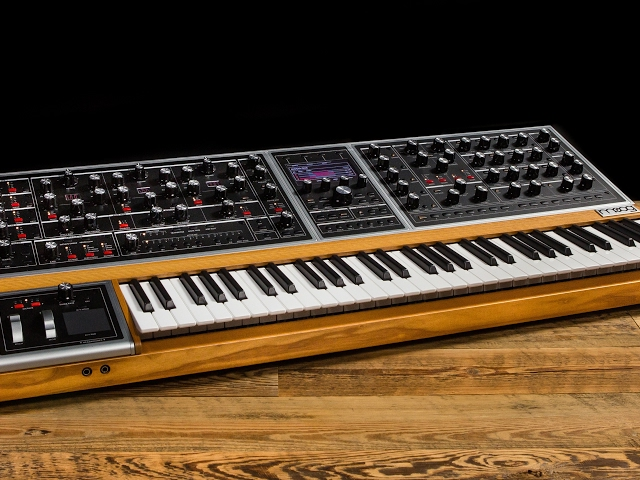 Moog One: Firmware Update v1.0.2 (Live from the Moog Factory)