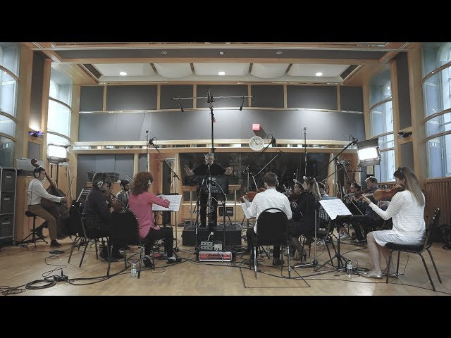 Focusrite // 'Made of Paper' at Air Studios with Simon Hanhart