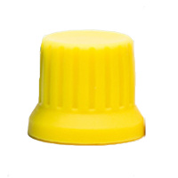 DJTT Chroma Caps Fatty Encoder Yellow по цене 170 руб.