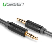 Ugreen 3.5mm mini Stereo Jack - 3.5 mm mini Stereo Jack Aux Cable, 1 метр - Кабель высокого качества 3.5mm mini Stereo Jack - 3.5 mm mini Stereo Jack, 1 метр.