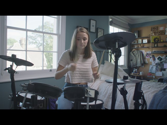 Take your drumming to the next level with V-Drums TD-1DMK