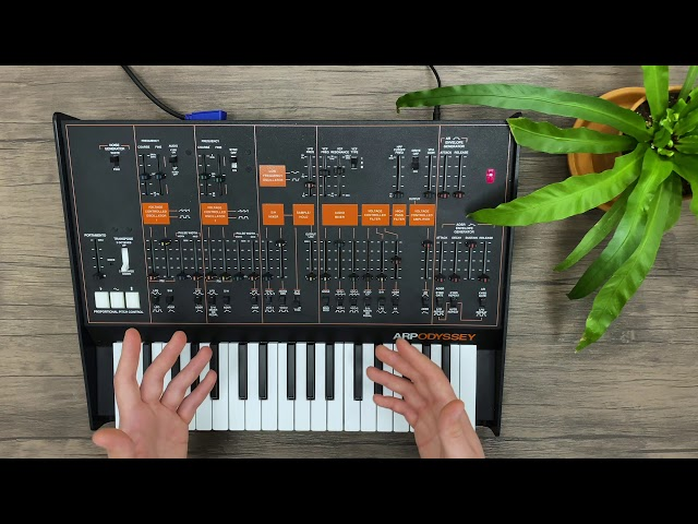 Patch of the week 39: ARP Odyssey – Sample + Hold Tips and Tricks