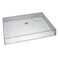Technics Dust Cover Turntable Lid For Technics SL1200 & SL1210 - Верхняя крышка для Technics SL1200 / SL1210. Размеры: 440mm L x 350mm W x 60mm H.