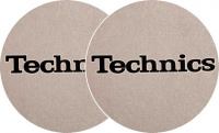 Slipmat-Factory Technics Silver (Пара) по цене 1 530 ₽