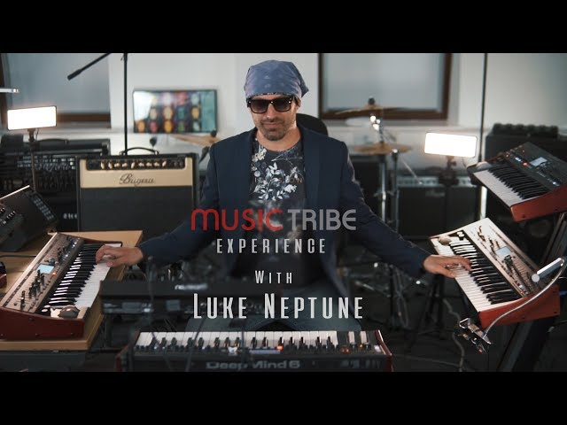 Luke Neptune - Synth Experience with DeepMind and Model D