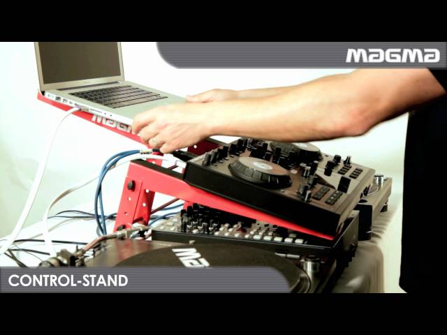 MAGMA CONTROL-STAND