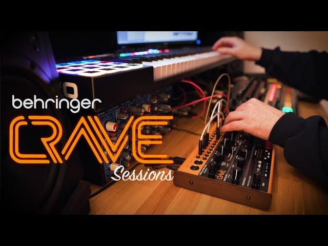 Behringer Crave Sessions  - Ambient