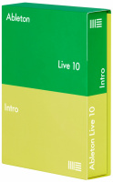 Ableton Live 10 Intro Edition по цене 8 020 руб.