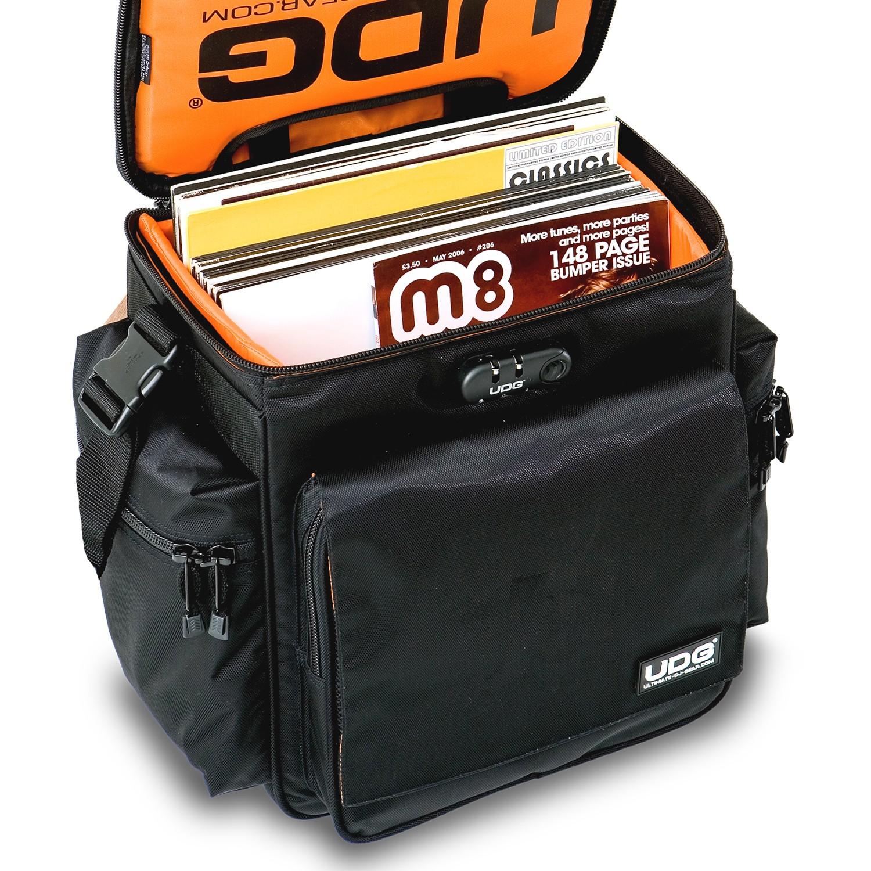 ba09b528b88d UDG Ultimate SlingBag Trolley DeLuxe Black, Orange Inside MK2 по цене 15  990 руб.