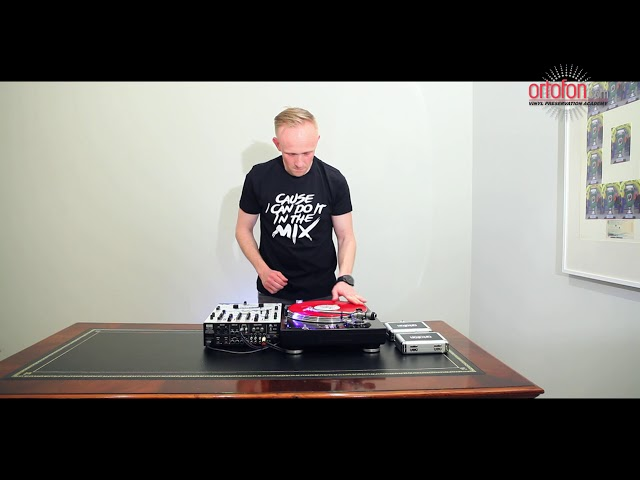 Ortofon DJ Tutorial 7