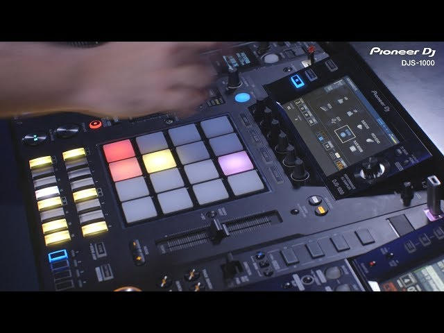 Marco Faraone's DJS-1000 Tips & Tricks: Adding Live Elements To A Loop