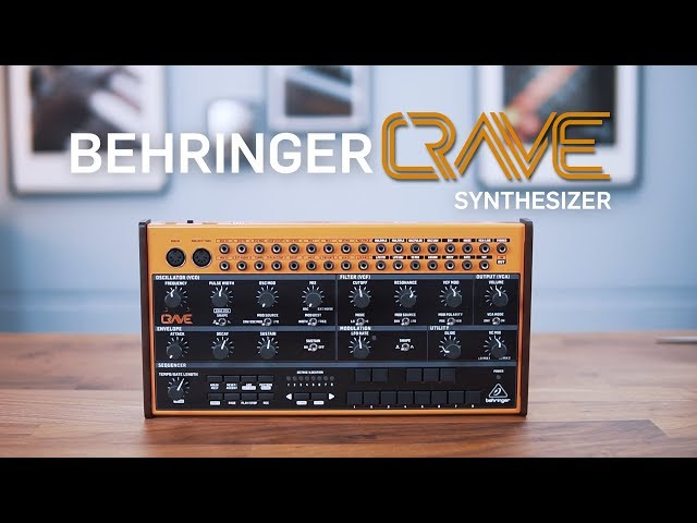 Introducing the CRAVE Synthesizer