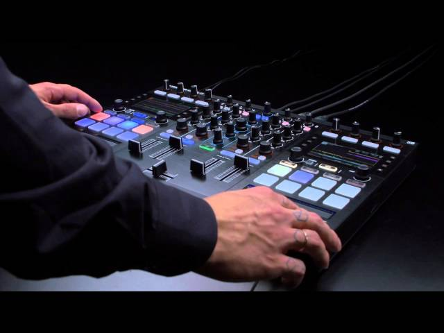 Mixing with TRAKTOR KONTROL S5: Overview