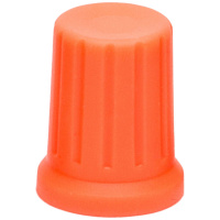 DJTT Chroma Caps Thin Encoder Neon Orange по цене 200 руб.
