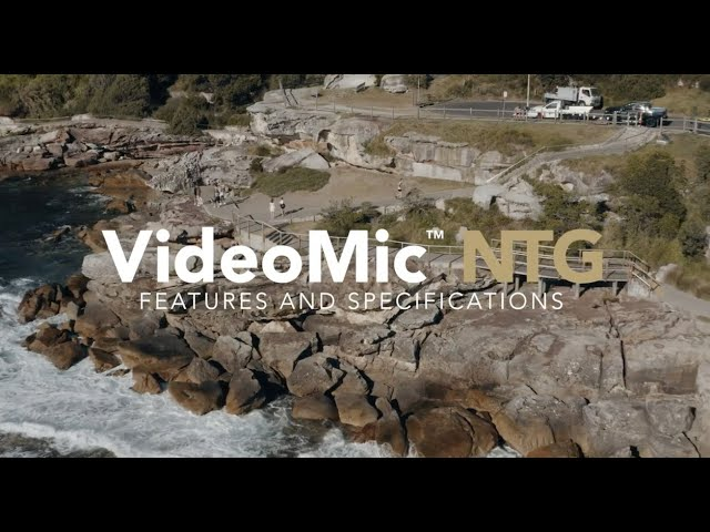 This Changes Everything | VideoMic NTG