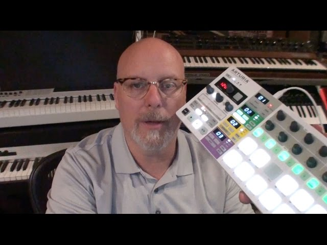 Arturia BeatStep Pro 1.3 update guided tour