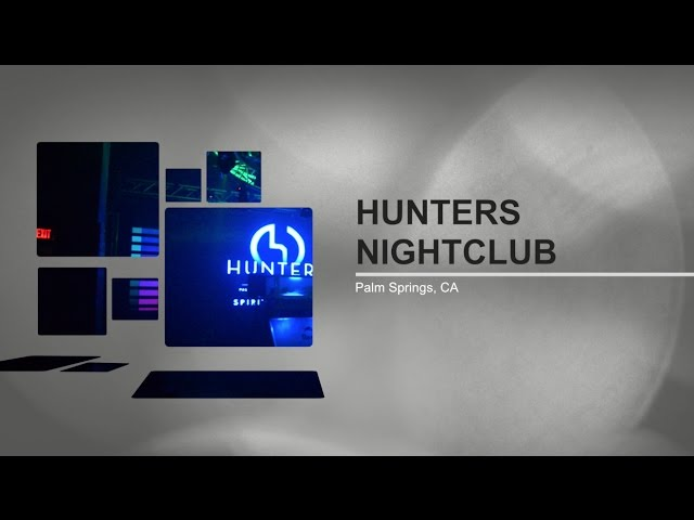 ADJ Installation: Hunters Nightclub