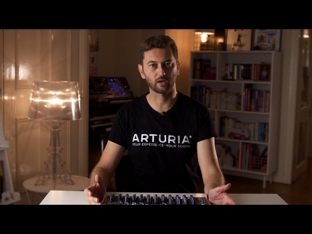 DrumBrute Tutorial: Episode 5 - The Metronome
