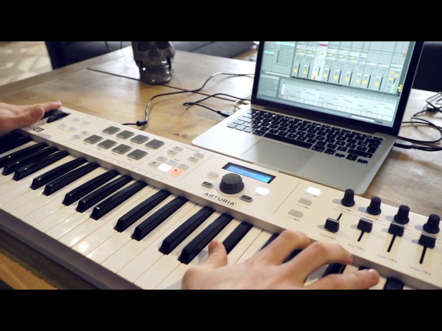 Arturia announces KeyLab Essential Series