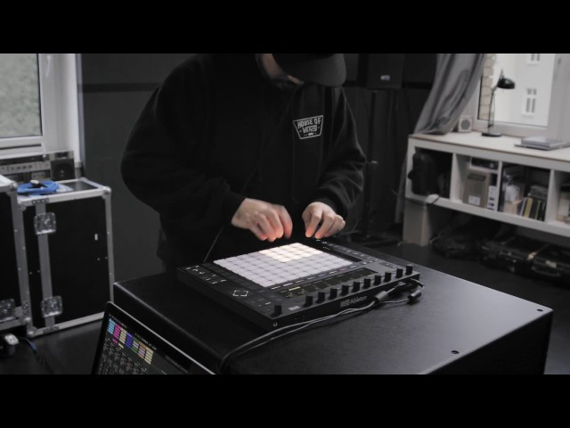 Ableton Push 2 Beat Tutorial – Tweaking and Refining Drums