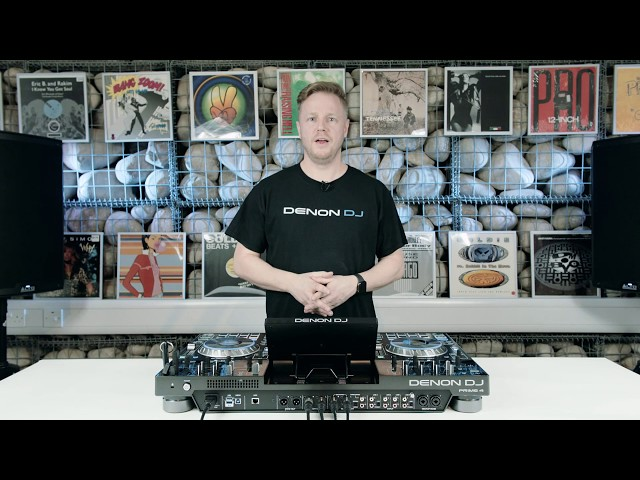 Denon DJ Prime 4 Tutorial Part One – First Steps with Prime 4