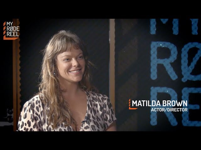 The Power Of The Short - Episode 2, The Dramatist, Matilda Brown