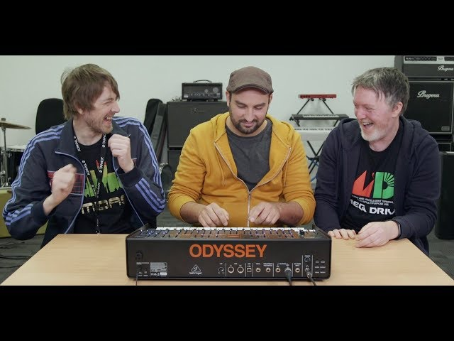Guess That Song! (Behringer ODYSSEY Edition)