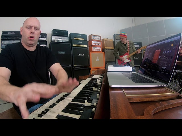 Live from the IK Amp Room: Koch Marshall Trio - Part 3