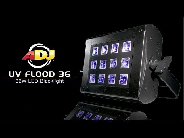ADJ UV Flood 36