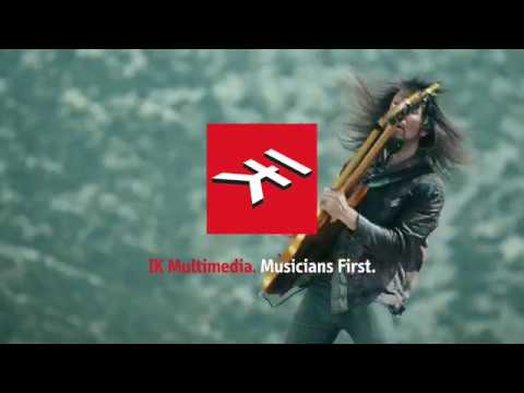 Ron 'Bumblefoot' Thal users AmpliTube on his albums