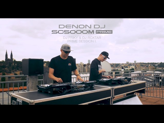 Denon DJ SC5000M performance video - session #1 (Friky & Roxtar)