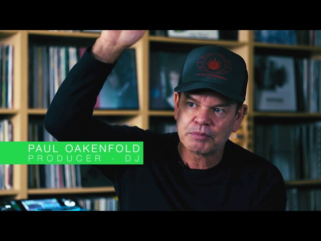Paul Oakenfold - The Birth of Club Culture 1987