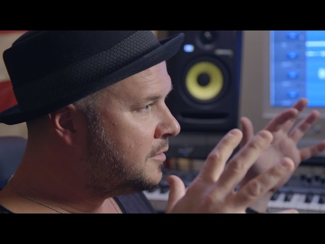 Dwayne Larring - KRK ROKIT Monitors - How to Get Started in Music Production