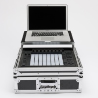 Magma DJ-Controller Workstation Push black/silver - Кейс DJ-Controller Workstation Push  для DJ-контроллера Ableton Push.
