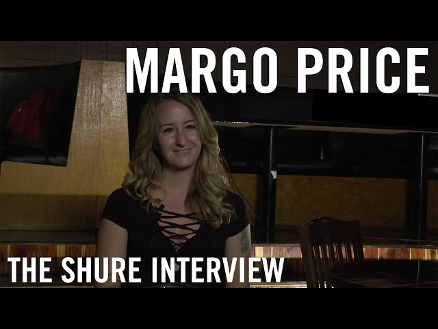 Margo Price - The Shure Interview