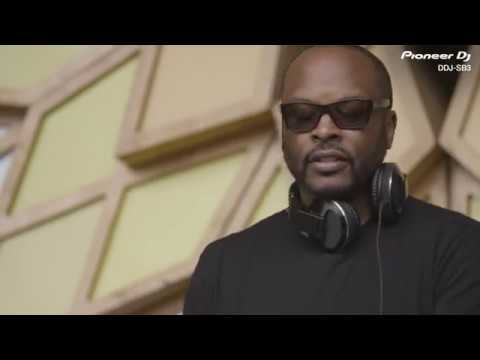DJ Jazzy Jeff on turntablism and the DDJ-SB3
