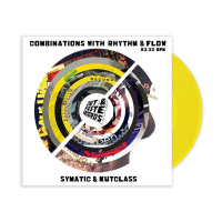 "SYMATIC/DARCY D/KUTCLASS - Combinations With Rhythm & Flow (7"")  по цене 1 800 руб."