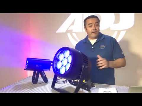 ADJ Facebook Live: Zoomable LED Pars