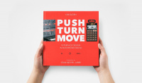 Книга PUSH TURN MOVE по цене 8 460 ₽