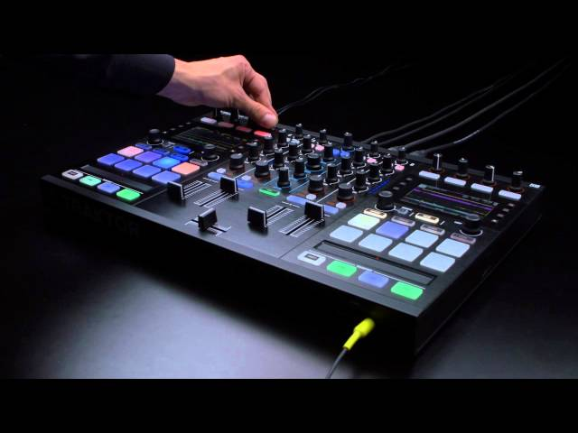 Mixing with TRAKTOR KONTROL S5: Playing with Stems