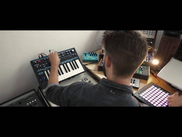 Novation // Launchpad Pro - Scales Mode