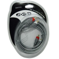 Zomo CC-30 RCA-RCA 3m High Class Cable по цене 1 100 руб.