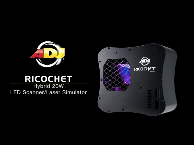 ADJ Richet Product Video