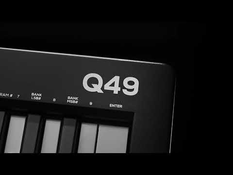 Introducing the Alesis Q49 MKII